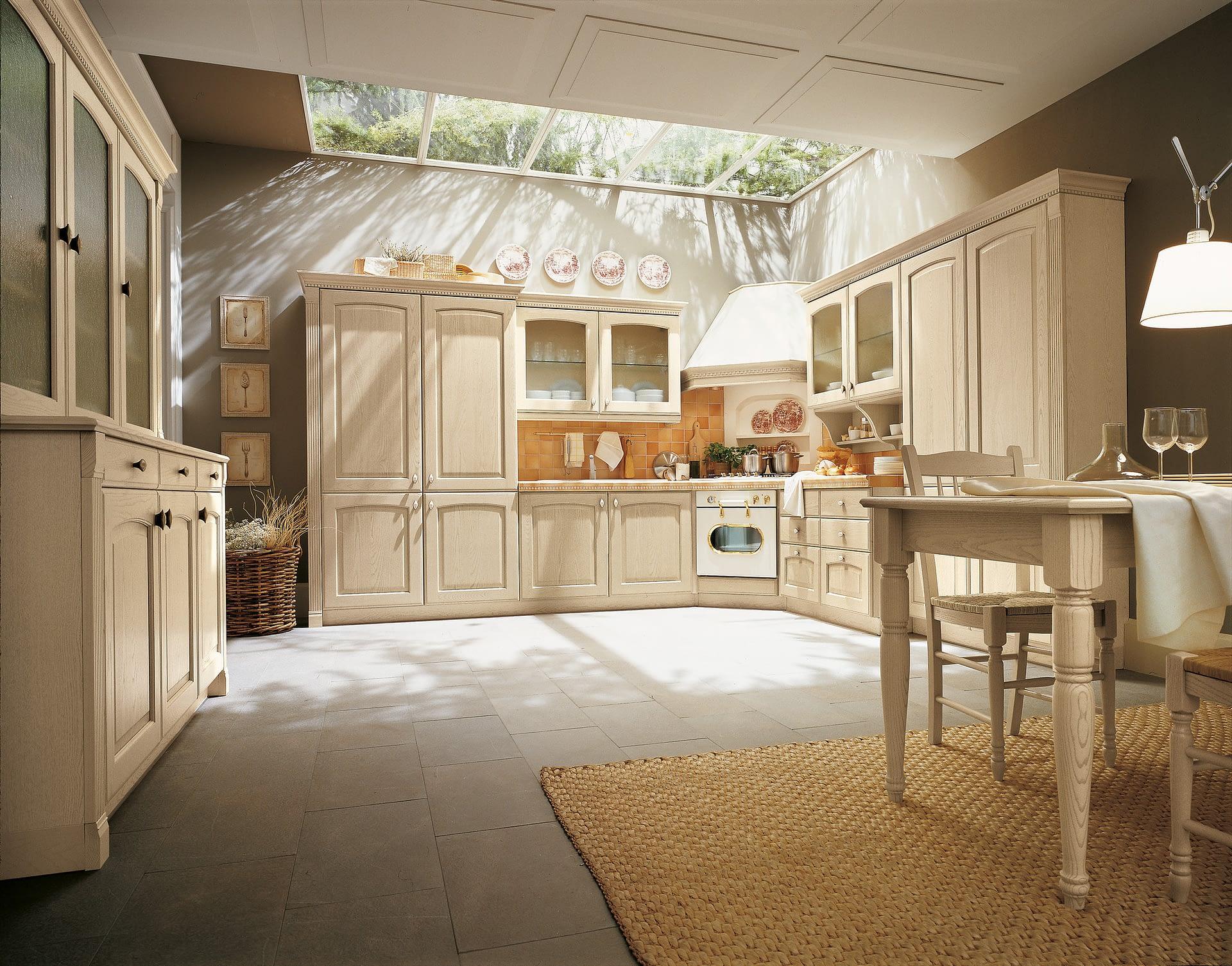 cucina nana composizione angolare completa